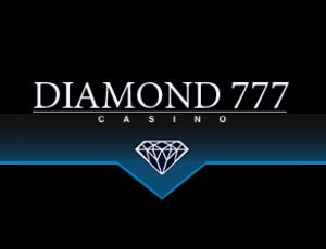 Casino Diamond 777 website logo