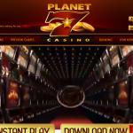 Planet 7 Homepage