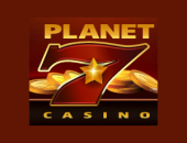 Planet 7 website logo