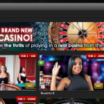Casino Luck have games with live dealers