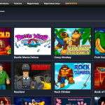 Popular games in online casino Olymp