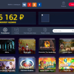 Pobeda Casino Homepage
