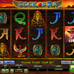 Book of Ra slot is as follows