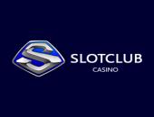 Slot Club Casino website logo