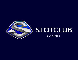 Slot Club Casino website logo