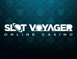 Slot Voyager Casino website logo