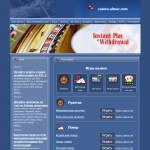 Casino Almaz Homepage