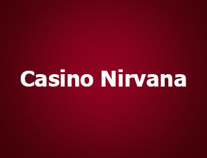 Casino Nirvana website logo