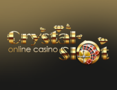 Crystal Slot Casino website logo