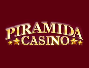 Piramida Casino website logo