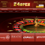 24open Casino Homepage