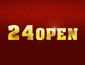 24open Casino website logo