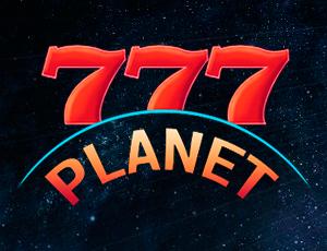 777Planet Casino website logo