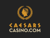 Caesars Casino website logo