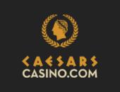 Caesars Casino website logo
