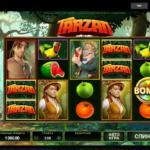 Tarzan Slot in this establishment