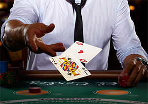 Types of blackjack and terms