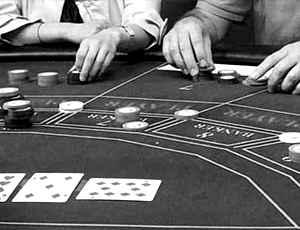 The history of the baccarat game