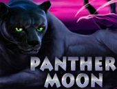 Panther Moon slot logo