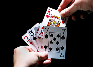 There are several varieties of poker
