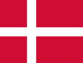 Country flag of Denmark