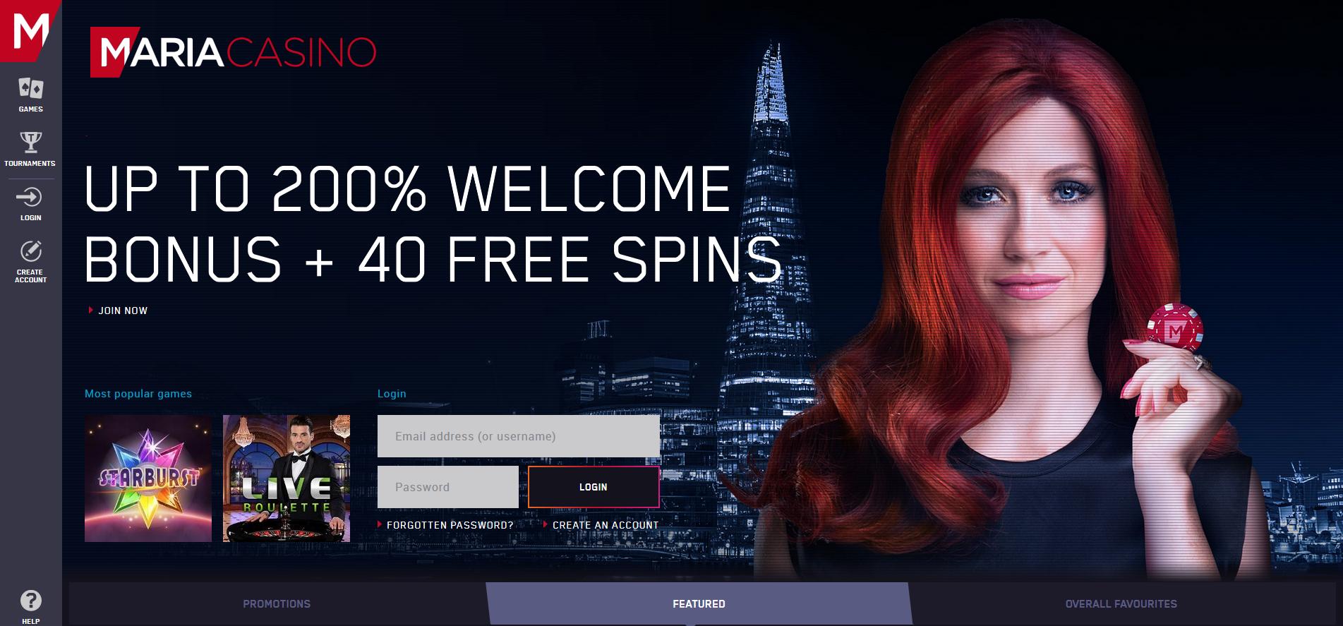casino maria.com