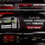 NextCasino Homepage