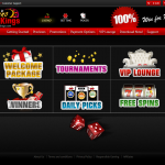 Promotions and bonuses at RedKings Casino