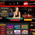 RedKings Casino homepage