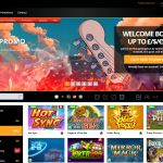 WildSlots Casino Homepage