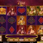 Gameplay in this slot machine