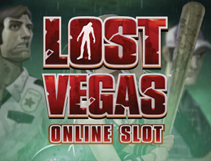 Lost Vegas official logo