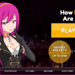 LuckyNiki Casino Homepage