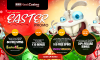 NextCasino Easter promotion