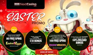 NextCasino Easter promotion