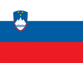 The Flag Of Slovenia