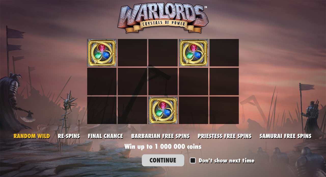 Warlords Crystals of Power Slot Machine Online ᐈ NetEnt™ Casino Slots