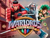 Warlords Crystals of power logo