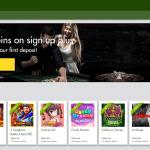 7Reels Casino Homepage
