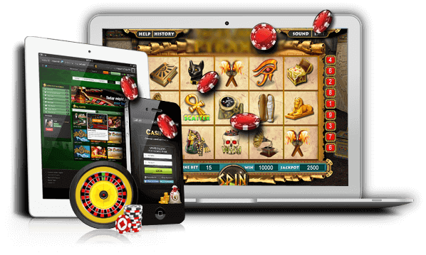 Development parts for the online casino cost