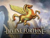 Divine Fortune slot official logo