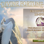 Divine Fortune Slot introductory page