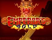 Emperors Gold Slot logo