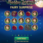 FairyTale Legends Hansel and Gretel Slot introductory page