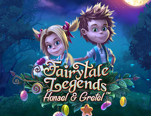 FairyTale Legends Hansel and Gretel Slot logo