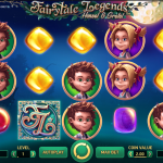 Gameplay in this slot machine