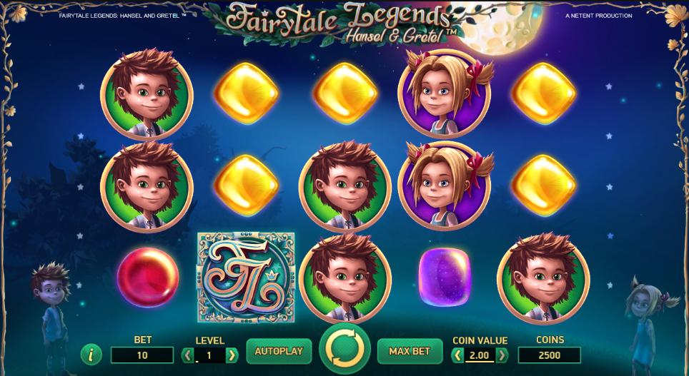 fairlytale legends hansel and gretel casino