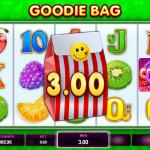 Bonus money in the Fruit vs Candy Slot