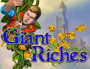 Giant Riches Slot logo
