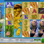 Gameplay in the Giant Riches Slot